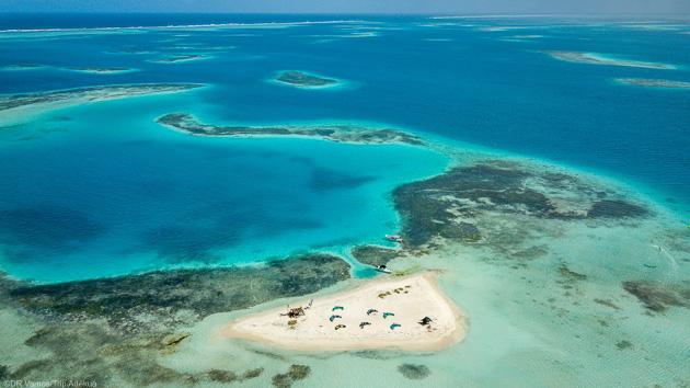 Découvrez les plus belles îles de l'archipel de Los Roques en voilier