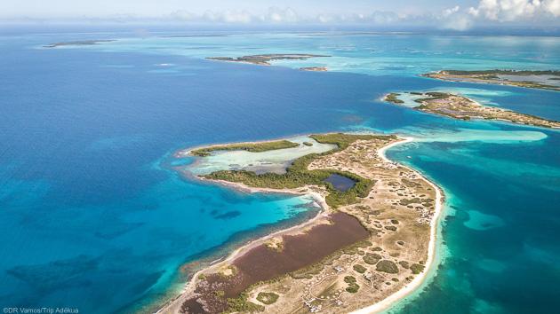 Savourez les plus belles plages de l'archipel de Los Roques pendant votre croisière