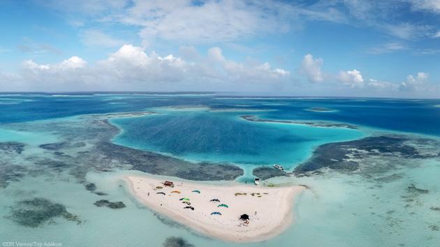 Les plages des Caraïbes pour votre séjour à Los Roques au Venezuela