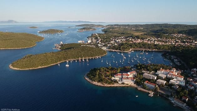 Explorez l'île de Mljet pendant votre croisière en catamaran en Croatie