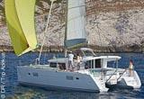Votre catamaran Lagoon de 11,50 m - voyages adékua