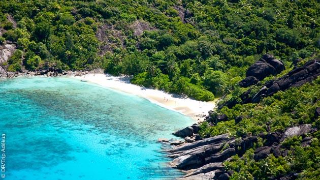 Un séjour croisière de luxe en catamaran aux Seychelles