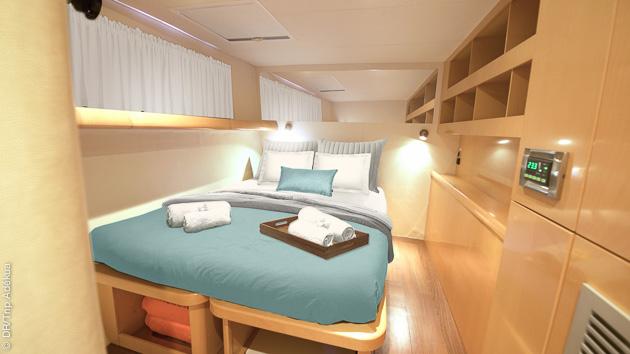 Votre catamaran de luxe pour une croisière de rêve aux Seychelles