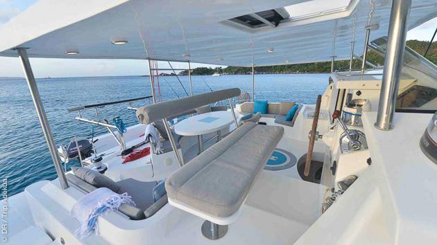 Votre bateau de luxe pour un séjour inoubliable aux Seychelles