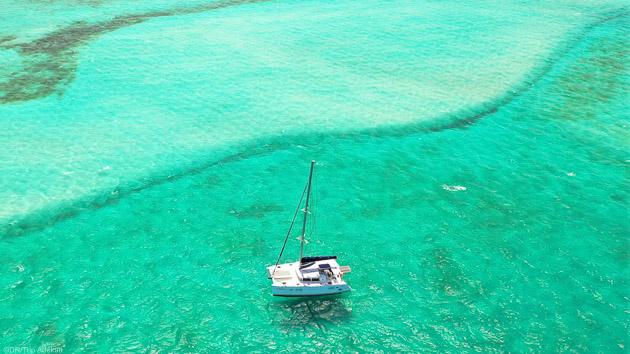 Découvrez l'archipel des Grenadines pendant une croisière de rêve