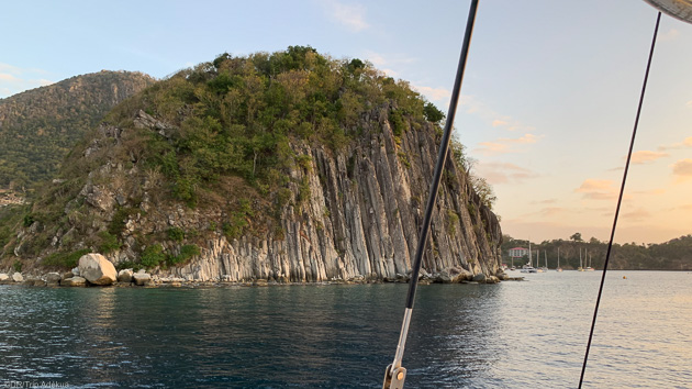 Les Grenadines vous offrent des paysages magnifiques