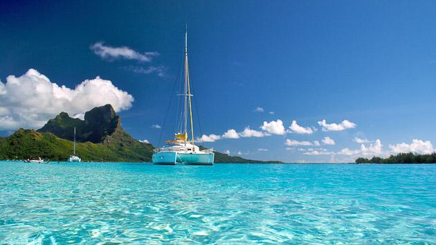 Une croisière paradisiaque sur les atolls de Polynésie