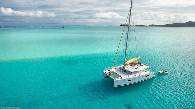 Une croisière de rêve à Tahiti et sur les plus beaux atolls de Polynésie
