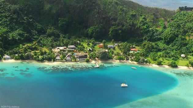 Un séjour entre terre et Océan Pacifique en Polynésie