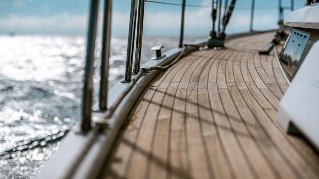 Une croisière vers les îles Dalmates sur un voilier de 17 m grand confort