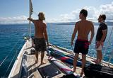 Votre voilier de croisière en Sardaigne - voyages adékua