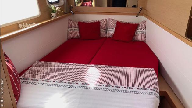 Un catamaran tout confort pour une croisière inoubliables aux Antilles