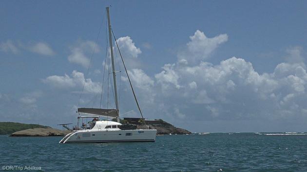Votre catamaran tout confort pour un séjour de rêve en Martinique