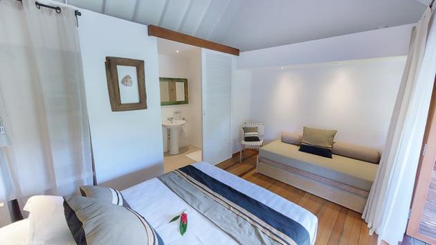 Entre catamaran et journée à terre avec hôtel tout confort en Polynésie