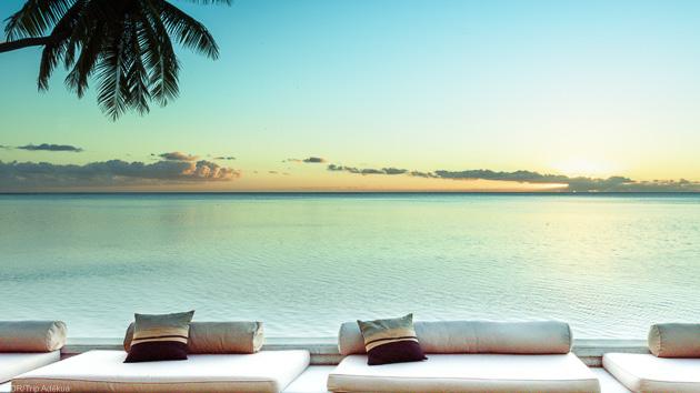 Découvrez les plus beaux lagons de Polynésie pendant votre croisière