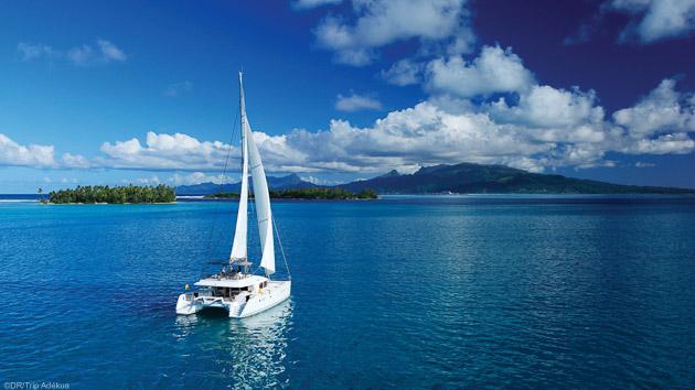 Des vacances inoubliables sur les plus beaux atolls de Tahiti en catamaran