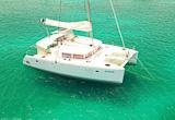 Votre catamaran de luxe aux Antilles - voyages adékua