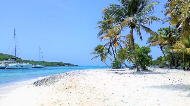 Découvrez les plus belles plages des Caraïbes pendant votre croisière