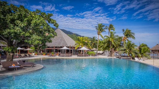 Hôtel tout confort, catamaran grand luxe et skipper pour votre séjour en Polynésie