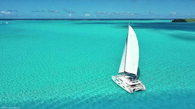 Une croisière paradisiaque en Polynésie