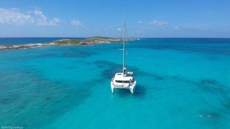 Découvrez les plus beaux mouillages des Caraïbes pendant votre croisière
