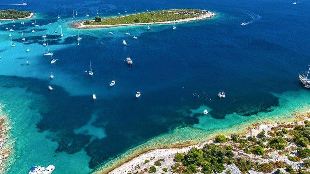 Découvrez la Croatie pendant votre croisière sur un voilier