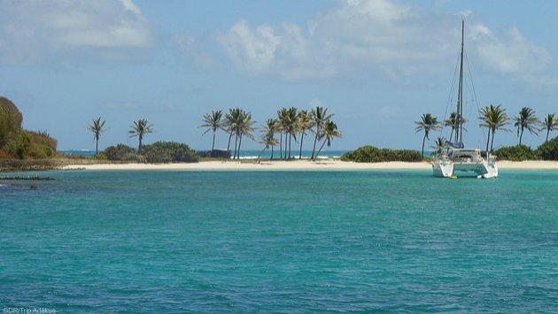 Croisière de rêve dans la Caraïbes entre la Martinique et les Grenadines