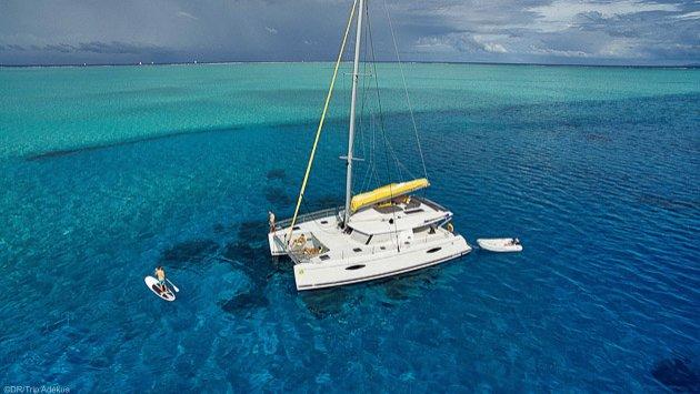 Une croisière au paradis à la découverte de la Polynésie